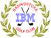 IBM Club Basingstoke Golf Society logo